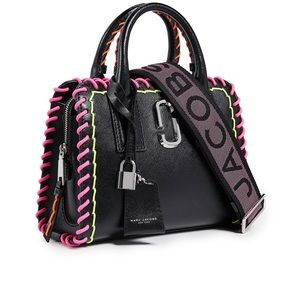 Marc Jacobs Little Big Shot Whipstitches